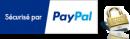 Paiement PayPal 100% sécurisé par SSL